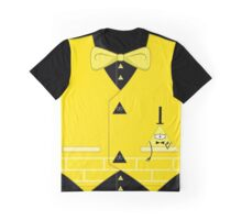 Bill Cipher Cosplay Shirt Graphic T-Shirt