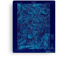 New York NY Paradox Lake 148186 1897 62500 Inverted Canvas Print