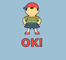NESS | Super Smash Taunts | OK! Unisex T-Shirt
