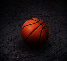 Lonely Basketball by surreal77