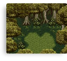 Chrono Trigger - Guardia Forest Canvas Print