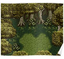 Chrono Trigger - Guardia Forest Poster