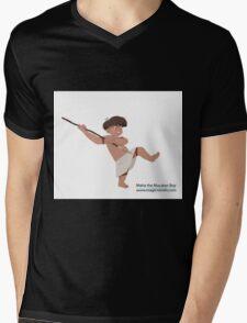Maha the Mucatan Boy Mens V-Neck T-Shirt