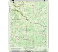 New York NY Barnes Corners 123182 1949 25000 iPad Case/Skin