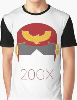 20GX Will Rise Graphic T-Shirt