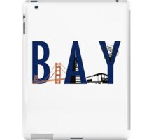 Bay Area Landmarks iPad Case/Skin