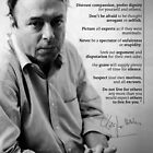 Christopher Hitchens - Quote from Letters to a Young Contrarian by Saturnlight
