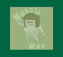 Ironic Muscle Man Classic T-Shirt