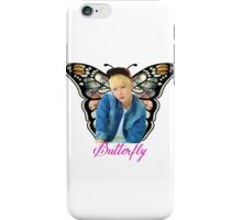 Suga - Butterfly design for phone cases and more iPhone Case/Skin