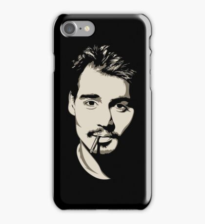 Jonny the pirate iPhone Case/Skin