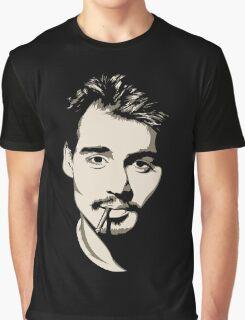 Jonny the pirate Graphic T-Shirt