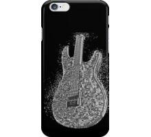 Guitar Liquid Metal iPhone Case/Skin