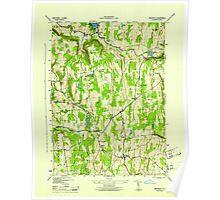 New York NY Westerlo 140236 1946 31680 Poster