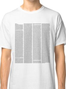 Two Cathedrals [full text] Classic T-Shirt
