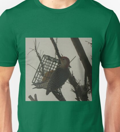 Beautiful Bright Bird / Woodpecker               Pentax X-5 Series Unisex T-Shirt