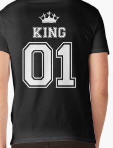 King Mens V-Neck T-Shirt
