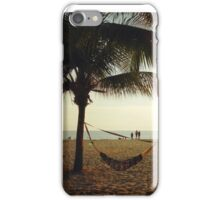 Swing Bed iPhone Case/Skin