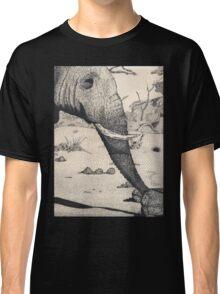 Family - Elephant Mourning Classic T-Shirt