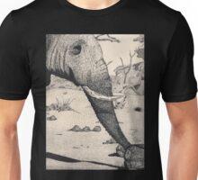 Family - Elephant Mourning Unisex T-Shirt