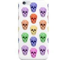 Skull Rainbow iPhone Case/Skin
