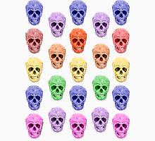 Skull Rainbow Tank Top
