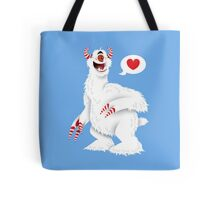 The Candy Pain Monster Tote Bag