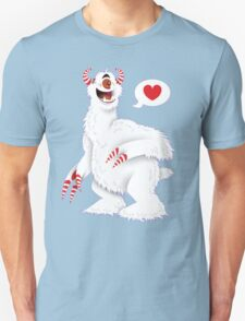 The Candy Pain Monster Unisex T-Shirt