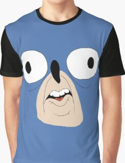 Sonic retarded face Graphic T-Shirt