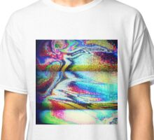 TV Distortion Classic T-Shirt