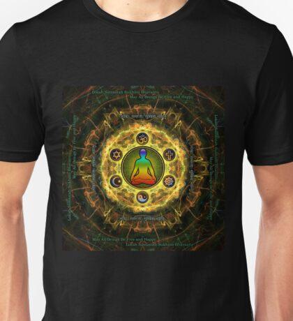 Universal Union - Peace on Earth  Unisex T-Shirt