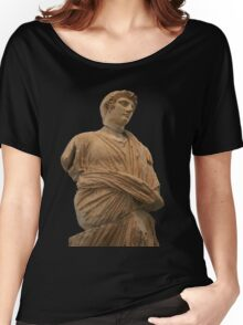 Roman Man In Toga Women's Relaxed Fit T-Shirt