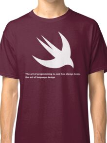 The art of programming Classic T-Shirt