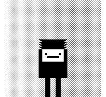 Robot - 2 Photographic Print