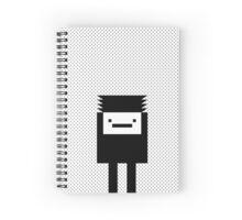 Robot - 2 Spiral Notebook