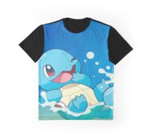 Squirtle Graphic T-Shirt