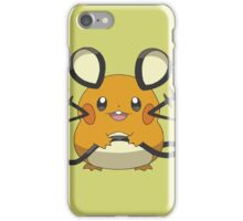 Dedenne iPhone Case/Skin