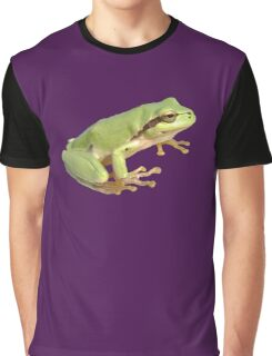 European Tree Frog Isolated Graphic T-Shirt