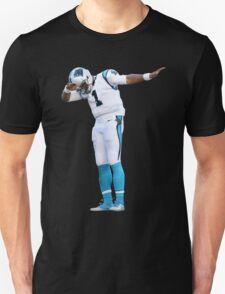 Cam Newton Black T-Shirt