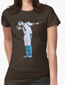 Cam Newton Black T-Shirt