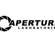 Aperture Science logo by CyanidePie