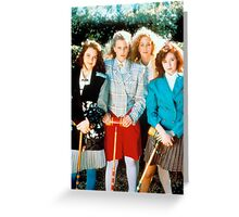Heathers Greeting Card