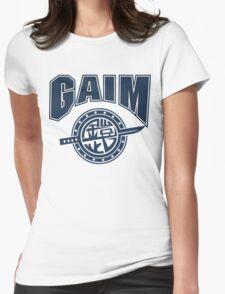 Team Gaim - Kamen Rider Womens Fitted T-Shirt