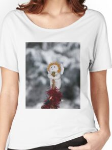 Christmas Fairy Women's Relaxed Fit T-Shirt