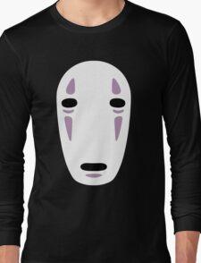 No Face Long Sleeve T-Shirt