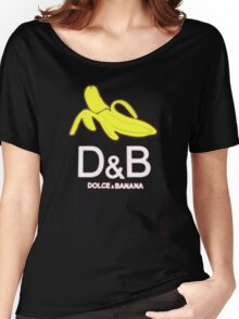 Dolce & banana Women's Relaxed Fit T-Shirt