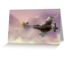Focke-Wulf FW 190 A-8 Greeting Card