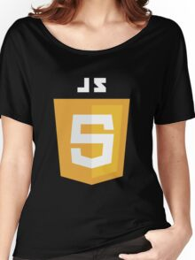 javascript computer Women's Relaxed Fit T-Shirt