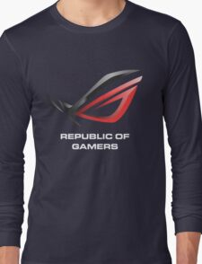 asus republic of gamers Long Sleeve T-Shirt