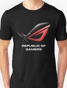 asus republic of gamers Unisex T-Shirt