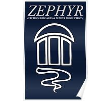 Zephyr Classic Poster